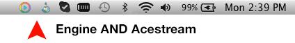 Ace stream для mac os
